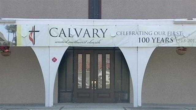 Calvary United Methodist Church celebrating 100 years