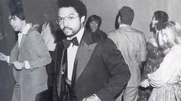 New York Yankees slugger Reggie Jackson, seen here in 1977, was a regular at Studio 54.