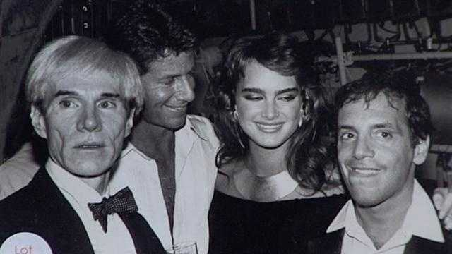 Studio 54 Andy Warhol, Calvin Klein, Brooke Shields and Steve Rubell.jpg