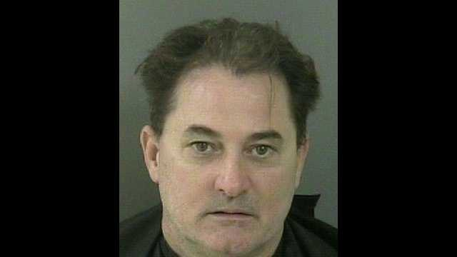 Stephan Bonanno was arrested on charges of grand theft and criminal use of a personal identification.