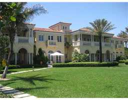 The 13,513 Sq Ft home has 5 bedrooms and 8 bathrooms.
