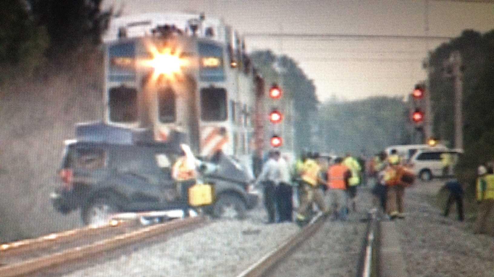 Tri-Rail Accident