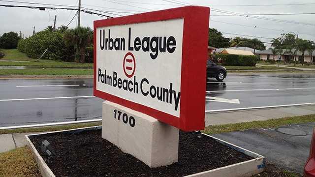 Urban League Sign