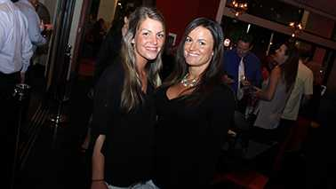 Downtown at the Gardens was the place to be Wednesday night, as revelers hit up the official launch party for Red Tapas Bar & Grill. Take a look through this slideshow to see what you missed. (All photos by John P. Wise/WPBF)