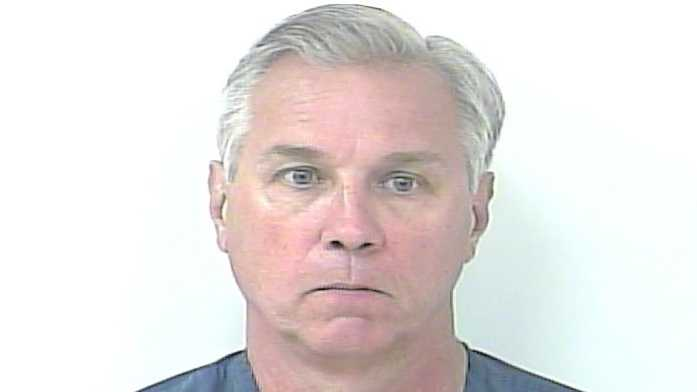 Chick Henderson is accused of taking a $215 bribe to make some citations for building without a permit go away.