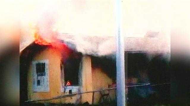 Fort Pierce fire that injured Demetrius Gollett
