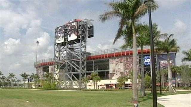 FAU football stadium