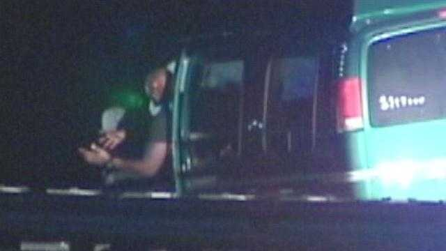 More than 48 hours after Martin County sheriff's deputies took down a suspect accused of shooting at police, dispatchers can still get a little adrenaline hit listening to the recording of the action.