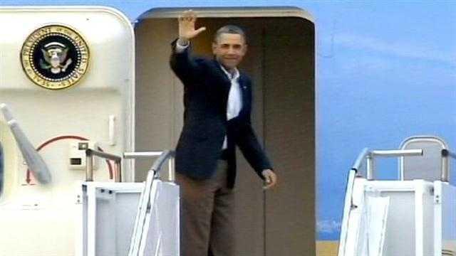 Obama costly visit