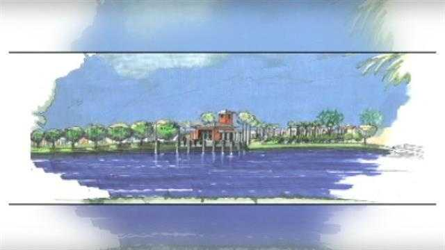Century Village residents oppose new golf course