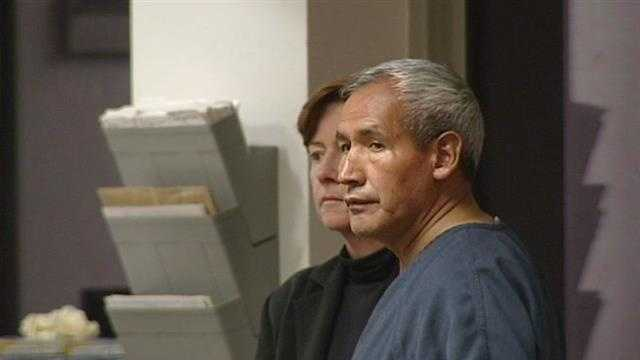 Zenogio Costas is accused of molesting his great niece in West Palm Beach.