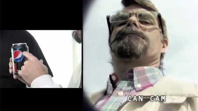 Suburban dad or NASCAR superstart? (Photo: Youtube)
