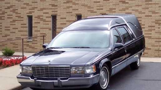 Generic Funeral Hearse
