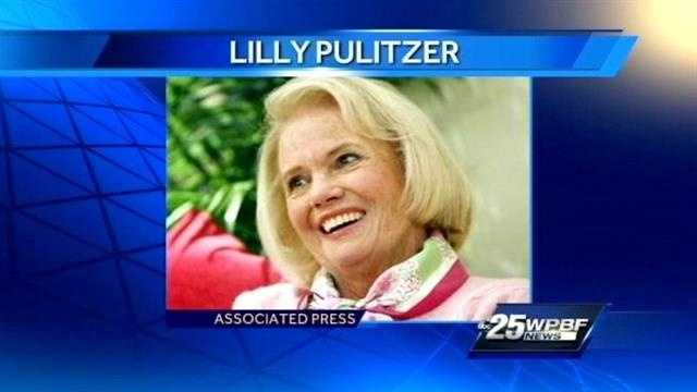 img-Lilly Pulitzer Passes Away