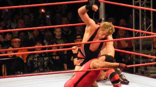 WWE grappler Jack Swagger, of Boca Raton, will face trial in June following his DUI arrest in Mississippi in February.
