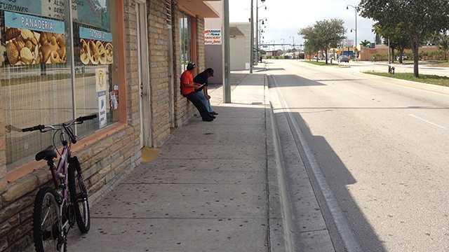 Empty Broadway