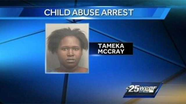 This week's arrest wasn't Tameka McCray's first.