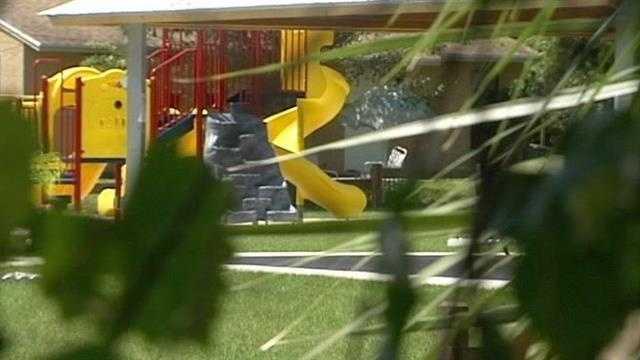 Playground at Manatee Creek Park