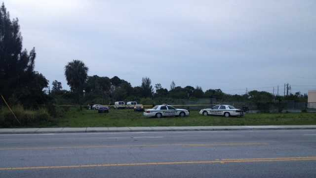 PBSO find body on Haverhill Road