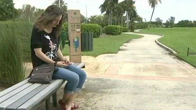 Rachel Castillo says she returned the $36,000 she found at Miami Beach Golf Course because she's a Christian and wanted to follow the message of the Bible.