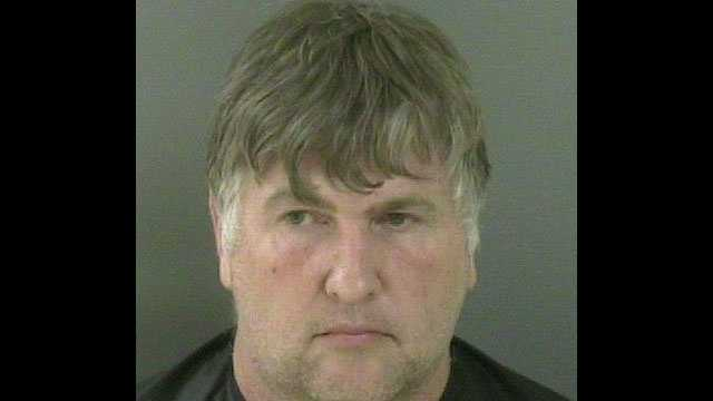 Jerry Norman is accused of traveling to meet an undercover detective whom he thought was a 14-year-old girl for sex.