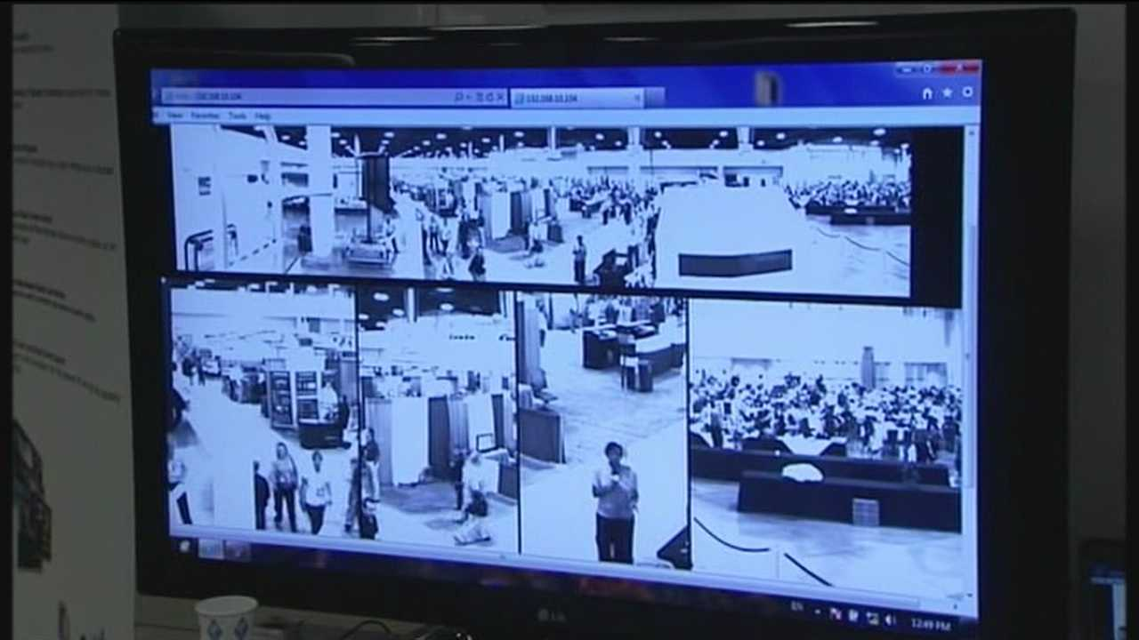 Gadgets, technology highlight Governor's Hurricane Conference