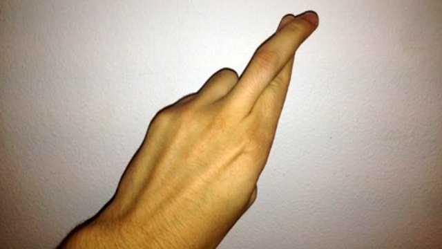 Generic Fingers Crossed