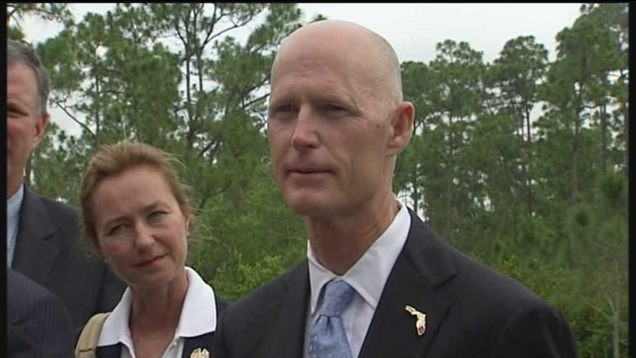 Gov. Rick Scott signs Everglades restoration bill