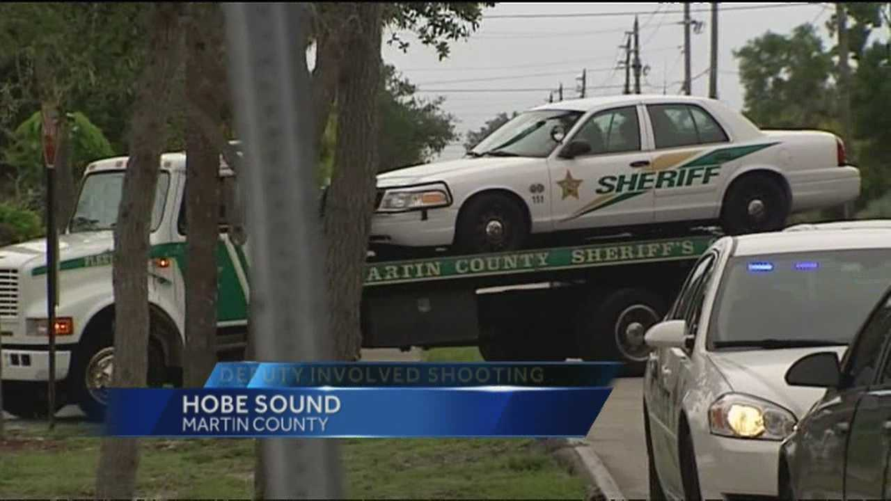 img-A man was shot dead after an altercation with a Martin County Sheriff s deputy