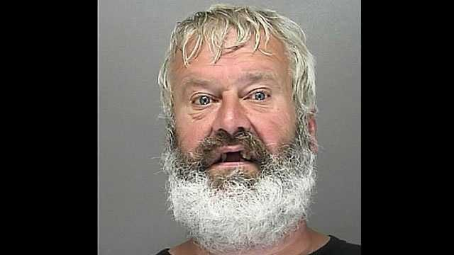 Randy Zipperer is accused of stabbing his brother in a fight over missing macaroni and cheese and spilled beer.