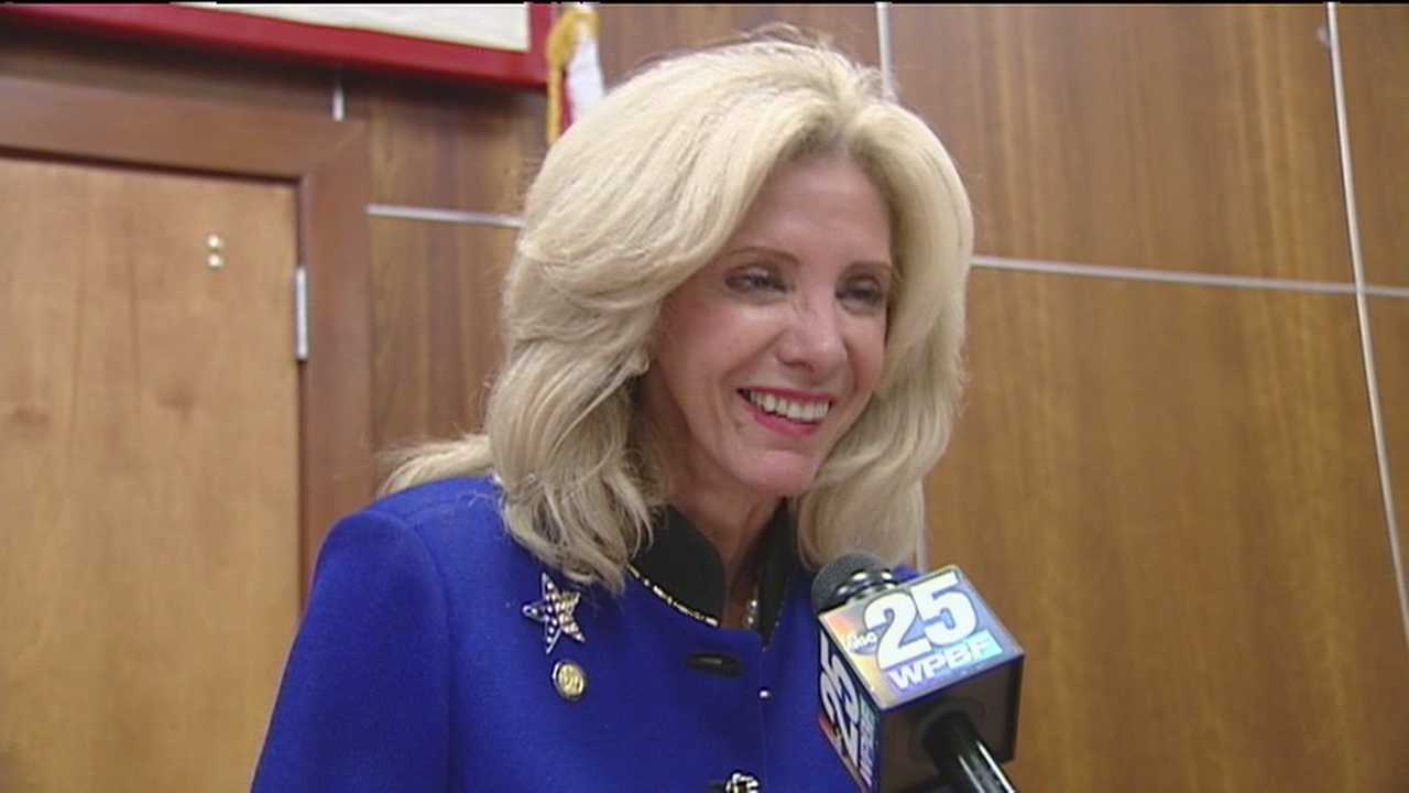 Sen. Maria Sachs says she lives in the district that she represents, despite allegations claiming otherwise.