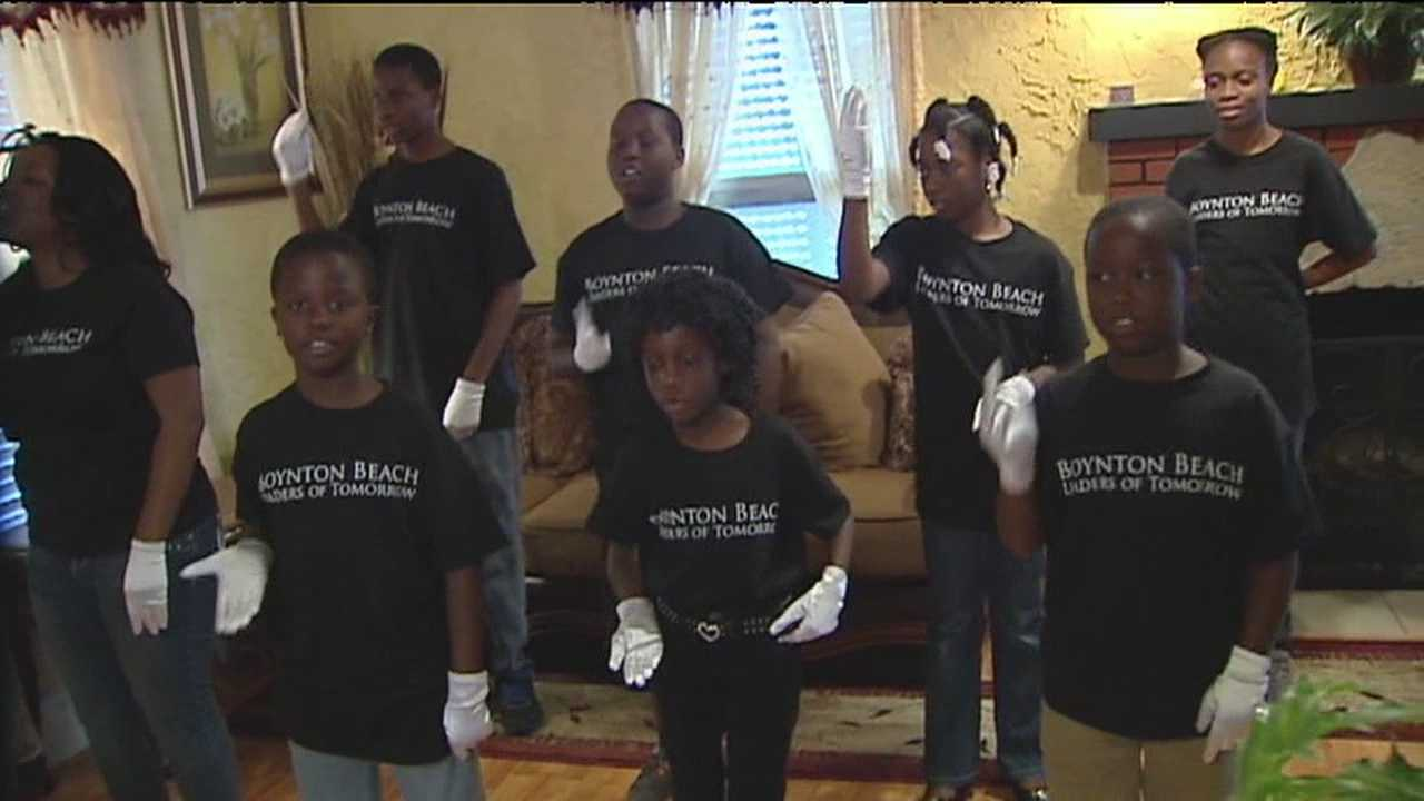 A Boynton Beach program focusing on positive outreach for children is in need of more space to accommodate the kids.