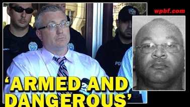 Poster Police Seek Dreyfoos Killer
