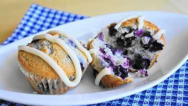 Blueberry Muffin Cover