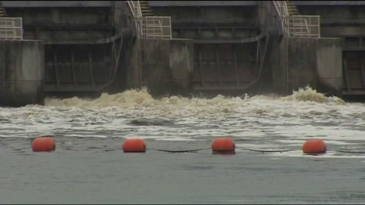 Army Corps of Engineers concerned about water level