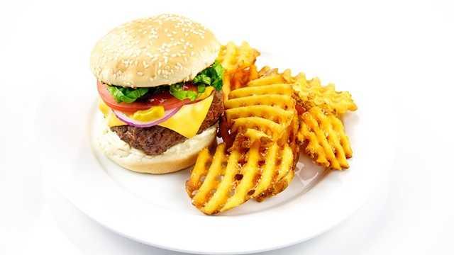 Burger Slideshow Cover