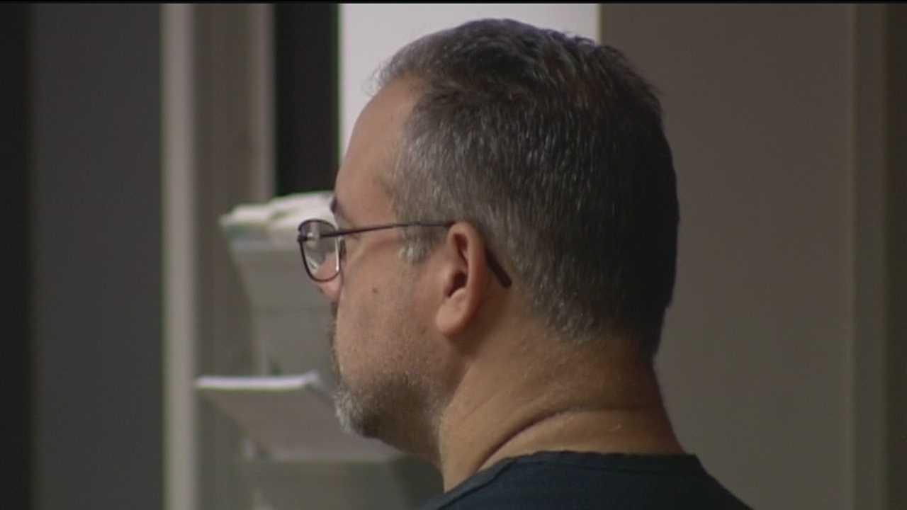 Deputy Mario Pradere in court