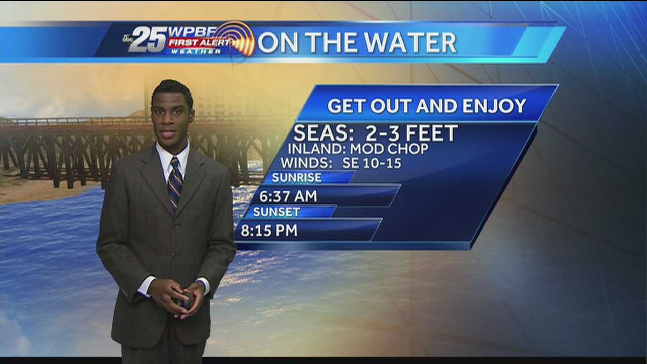 Image First Alert Forecast: Wet weather on the way
