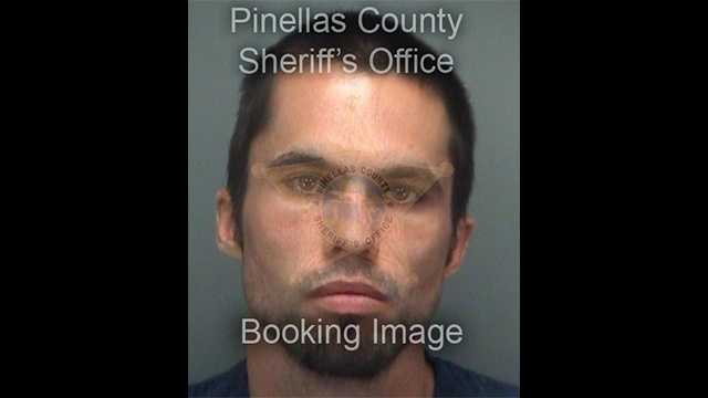 Scott Greenberg is accused of killing his cellmate in Pinellas County.