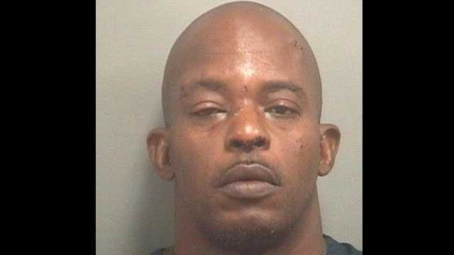 Sean Govan is accused of robbing a West Palm Beach gas station and leading deputies on a chase through the Villages.