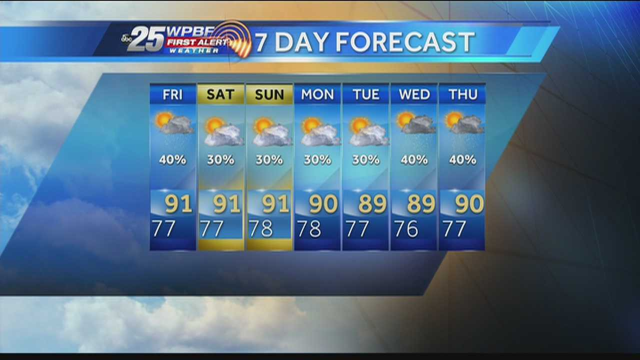 img-First Alert Forecast Rain likely on-and-off Friday