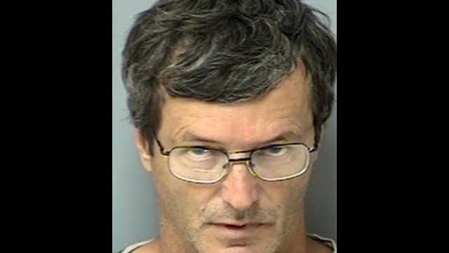 James Lee Lyons was arrested for the same crime for the second time in a week -- having sex with a dog.