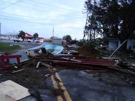 2005: More damage from Hurricane Dennis in Franklin County.  The name was retired.