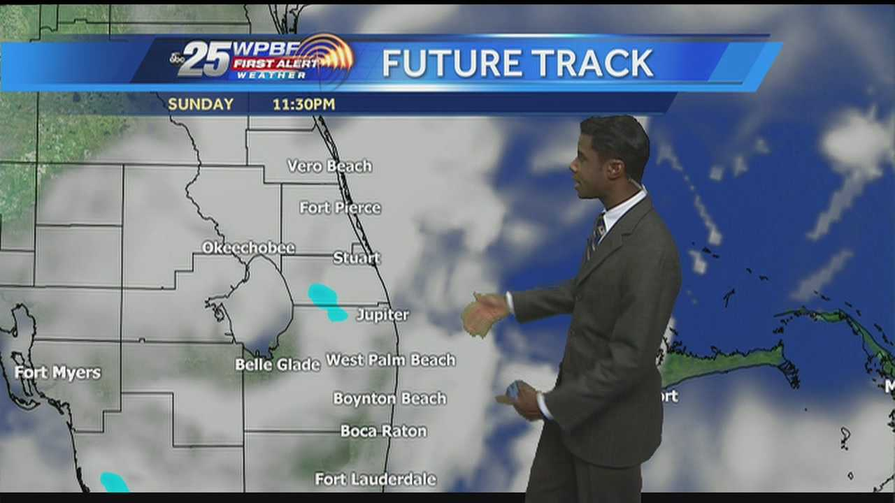 img-First Alert Forecast Heavy rain possible