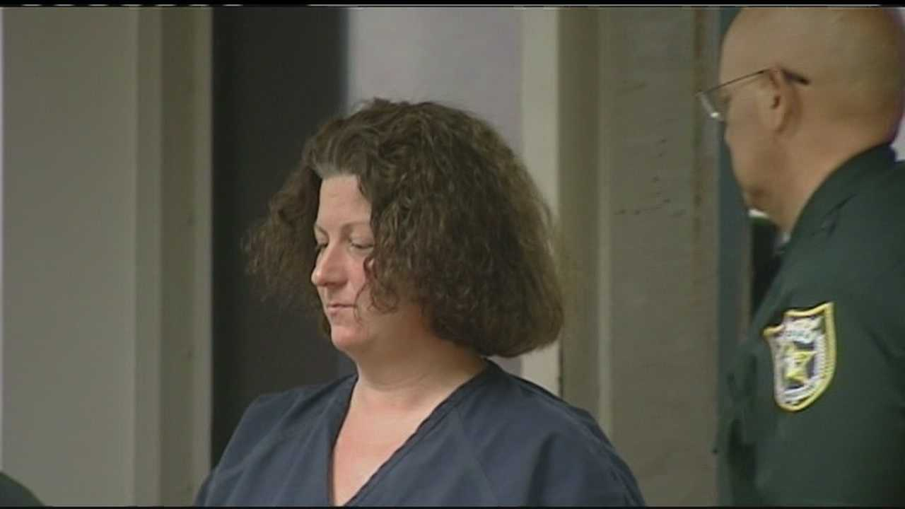 Kristi Lynn Wilson is accused of taking sexually explicit pictures of a 5-year-old girl and then posting them online.