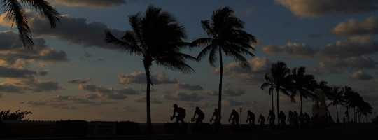 No. 22: Palm Beach