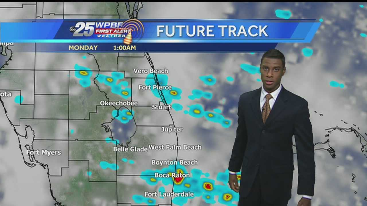 img-Justin Sunday First Alert Forecast