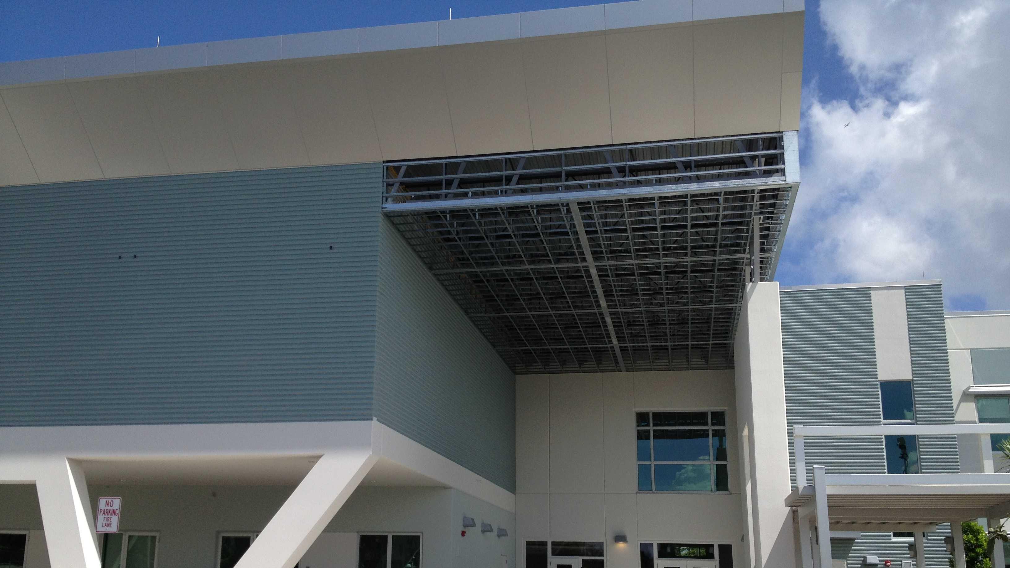 The new Galaxy E3 School in Boynton Beach covers 109,000 square feet.