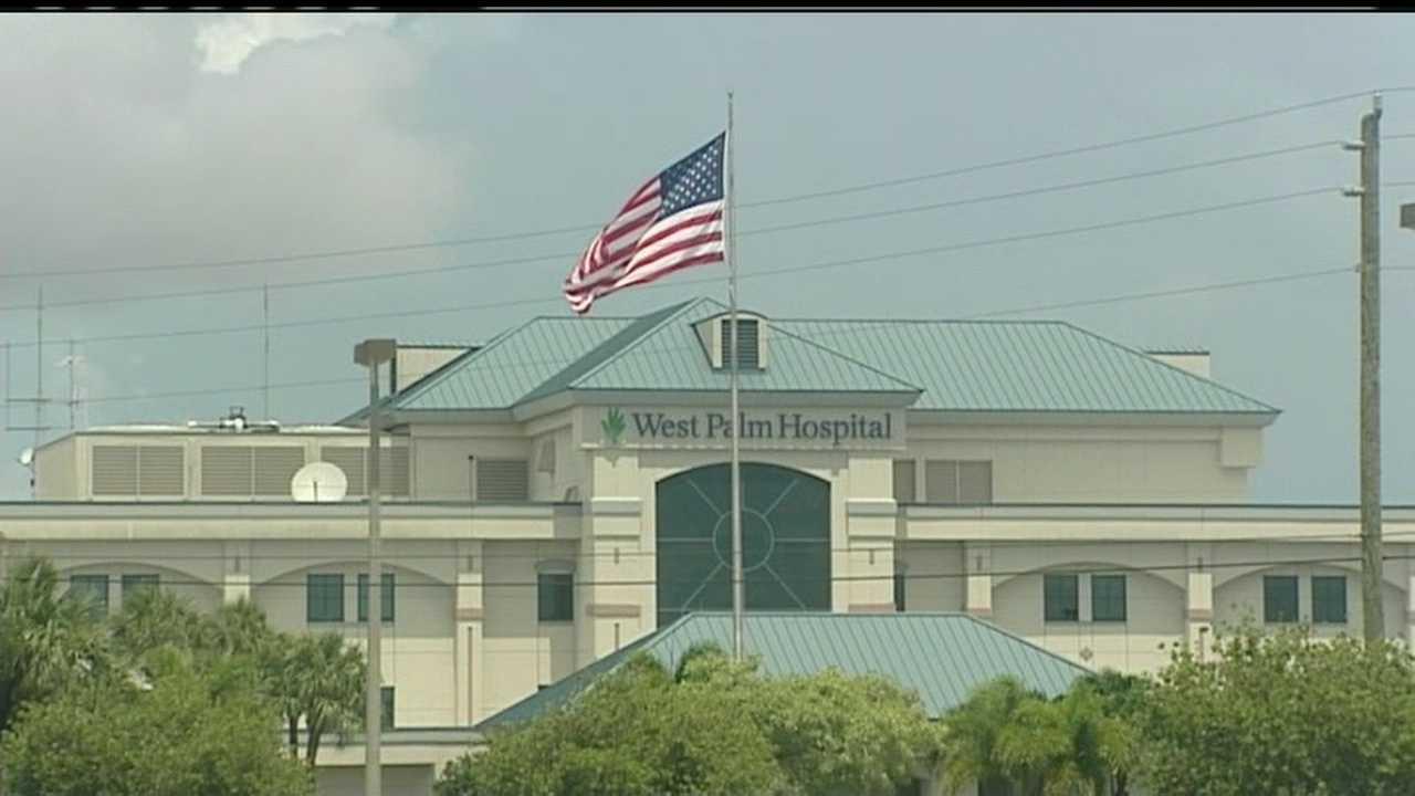 West Palm Hospital lawsuit
