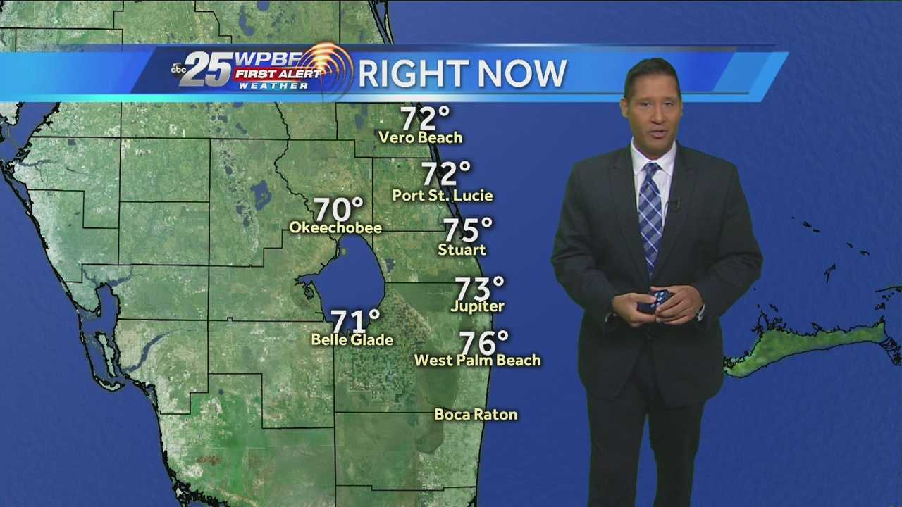 img-First Alert Forecast Wet Thursday possible